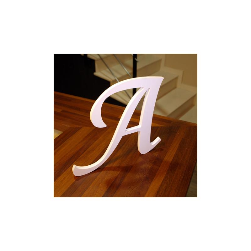 Configura tus letras corporeas 3d en 19mm pvc - Fabricacion letras corporeas ...