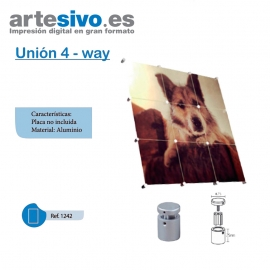 UNIÓN 4 WAY
