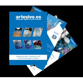 CATÁLOGO ARTESIVO SUELO 3D
