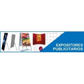 EXPOSITORES Y DISPLAYS