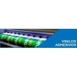 IMPRESIÓN DE VINILOS ADHESIVOS Y TEXTILES